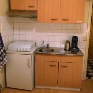 B&B bakhuisje Ees keuken