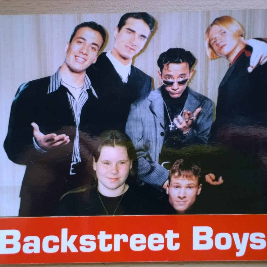 Backstreet boys mindjoy