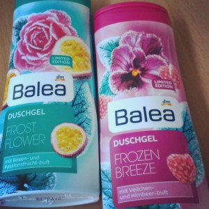 Balea limited edition oktober