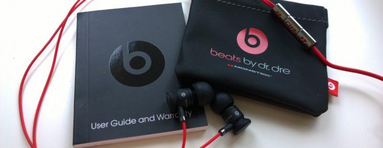 Beats by dre oordoppen