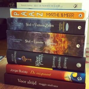 Bestelde boeken goedkoop bij boekenkraam