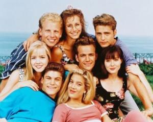 Beverly hills 90210 tienerserie