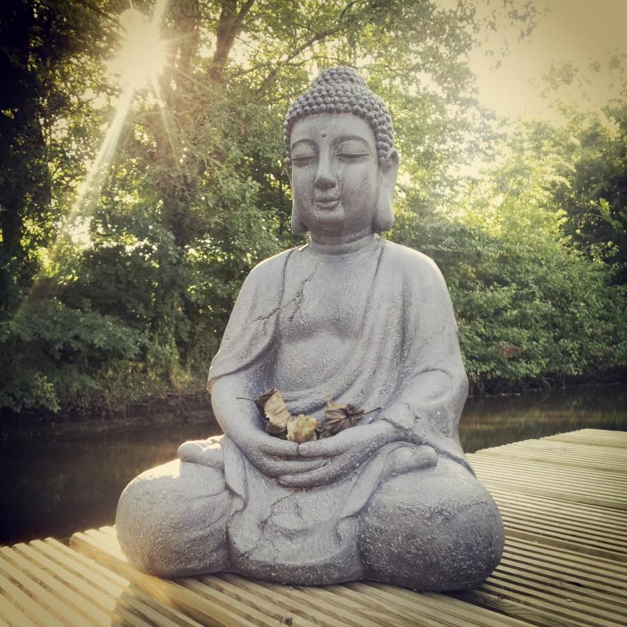 Boeddha hoe mindful is Maaike gekkiggeitje