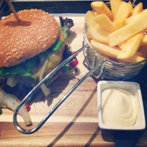 Burgerkaart koffie co Oirschot