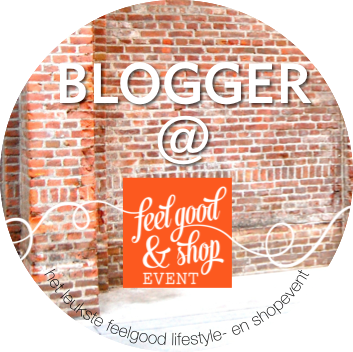 Button Blogger Feel good Shop Event 2016