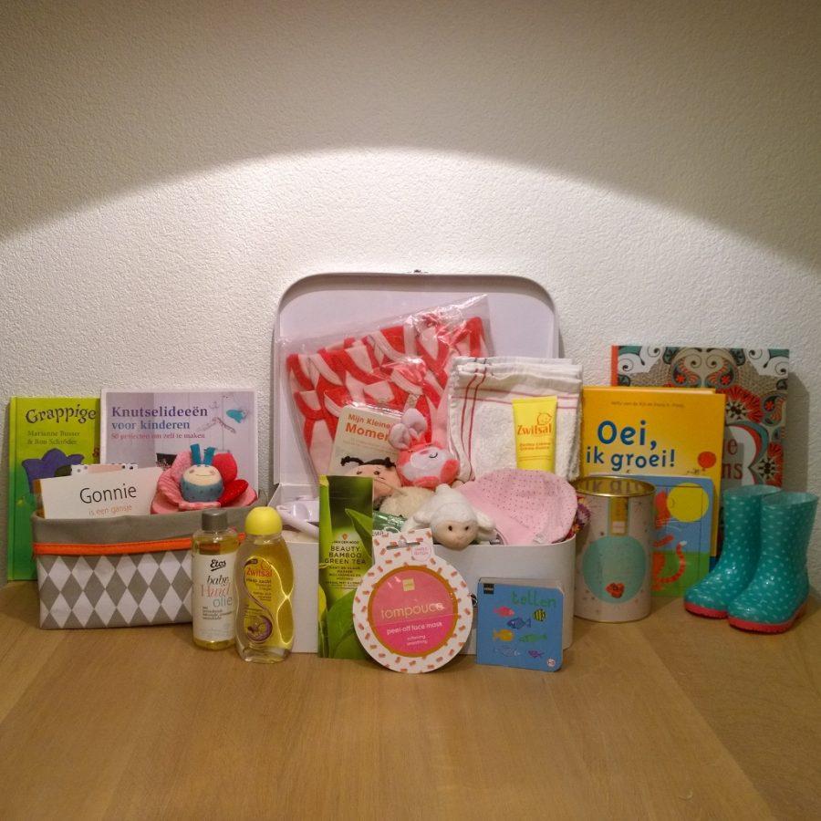 Cadeaus babyshower mindjoy