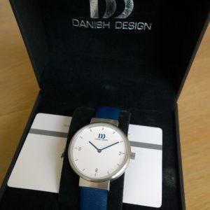 danish design horloge verjaardag