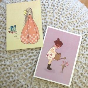 Design kaarten belle boo
