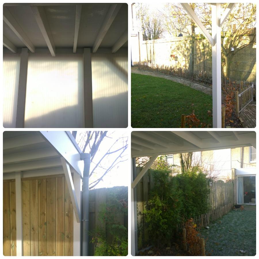 Details homemade veranda mindjoy tuin
