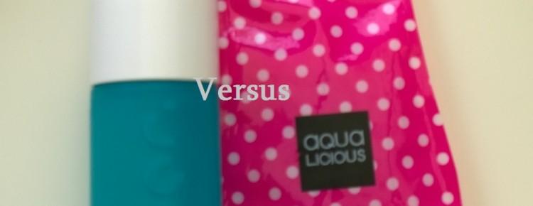 Dopper versus aqua licious