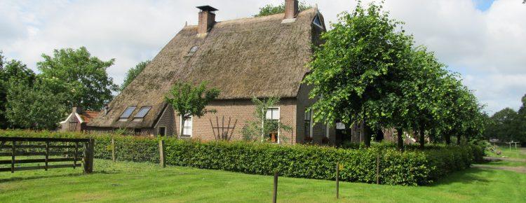 Eerstvolgende reis Bed Breakfast Drenthe