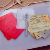 DIY embossing kaarten maken