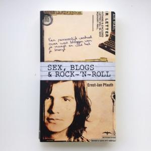 Ernst Jan Pfauth blogs rock-n-roll