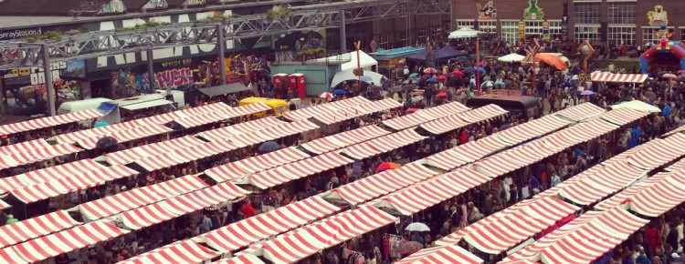 FeelGood market Eindhoven overview kraampjes