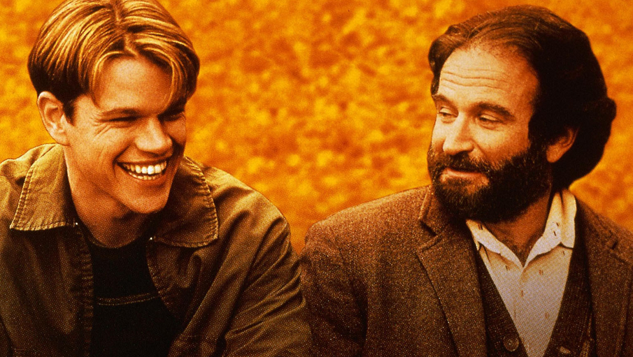 Film Robin Williams good will hunting