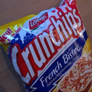 flammkuchen chips duitsland
