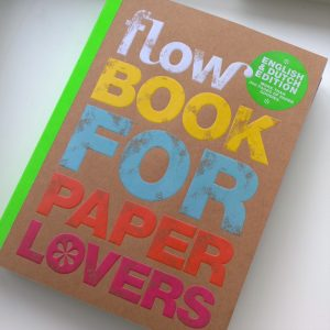 flow book for paper lovers 2016