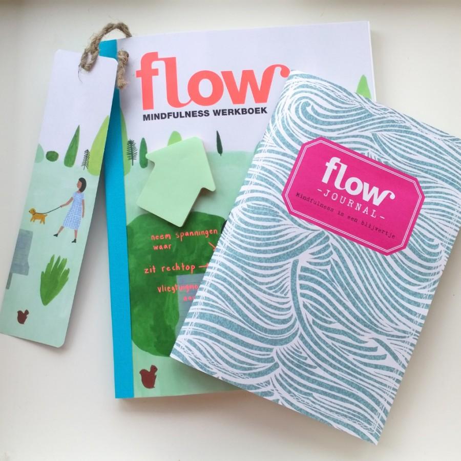 Flowmagazine mindfulness werkboek 2016