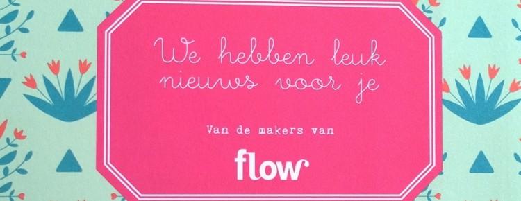 Flowmagazine nieuwtje flowweekly