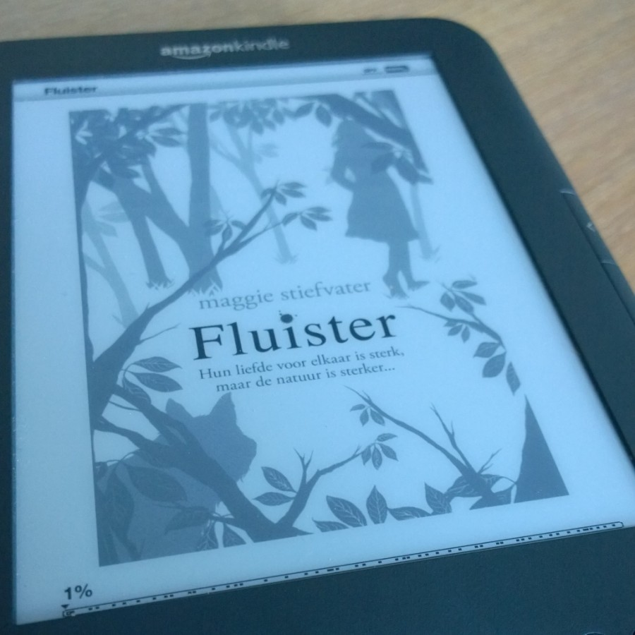 Fluister Maggie Stiefvater review