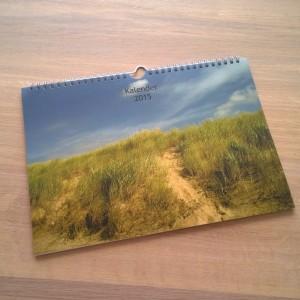 Fotofabriek jaarkalender voorkant