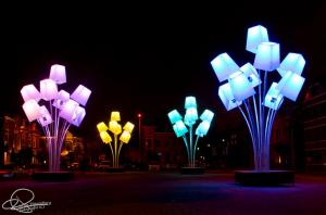 Glow lantaarns