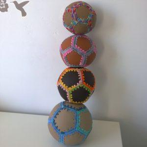 handgemaakte ballen kinderkamer mindjoy