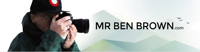 Header Mr Ben Brown YouTube