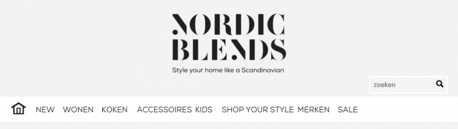Header nordic blends scandinavisch