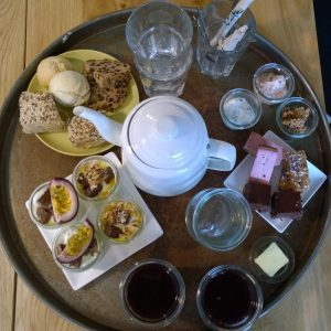 high tea yoghurt barn den bosch
