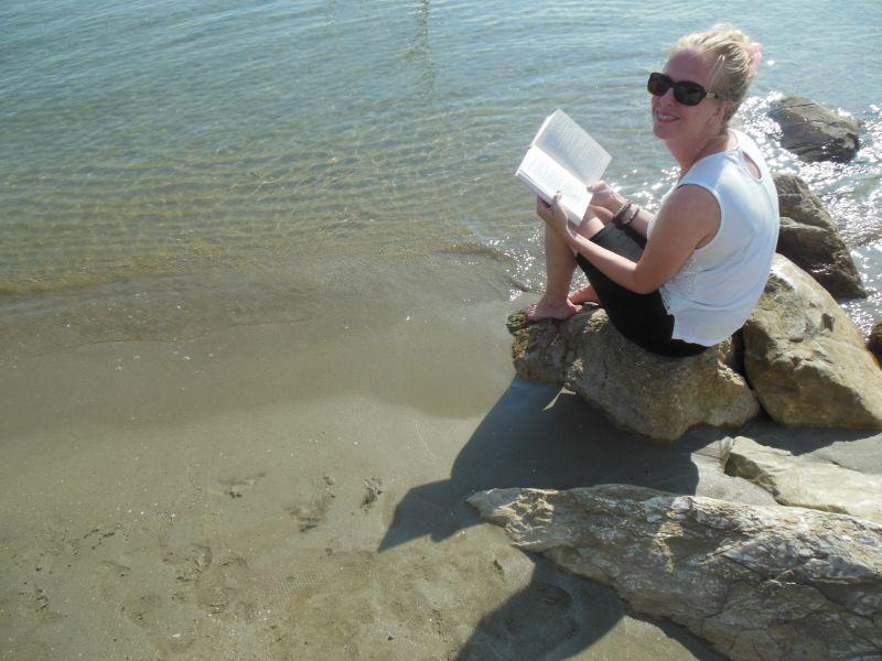 hoe mindful is bregje lezen aan zee
