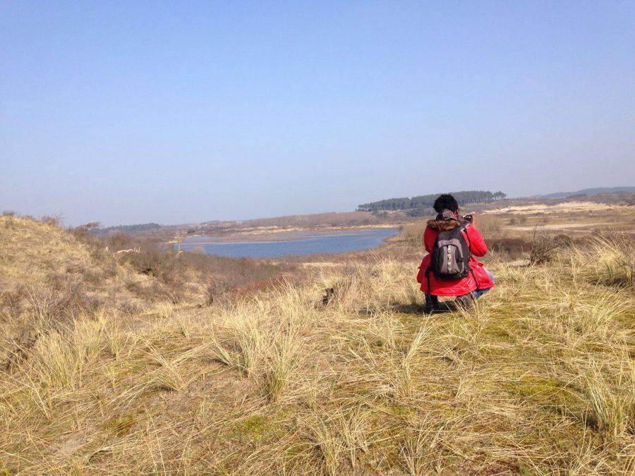 Hoe mindful is Elaintje troetelberen op de weg