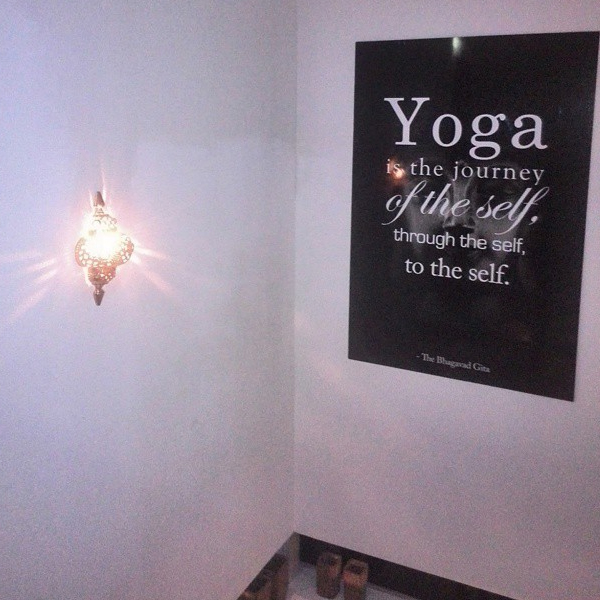 Hoe mindful is Flaviena yoga