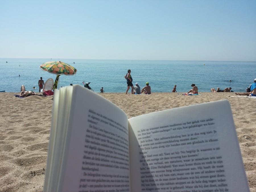 Hoe mindful is simpel geluk strand