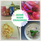 Home made challenge | Volkorenbrood