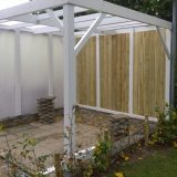 Tuin makeover | veranda bouwen