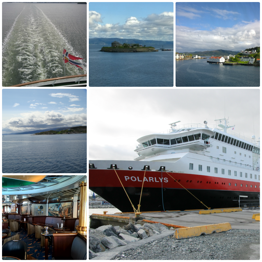 Hurtigruten Trondheim Kristiansund rondreis Noorwegen 2015 mindjoy