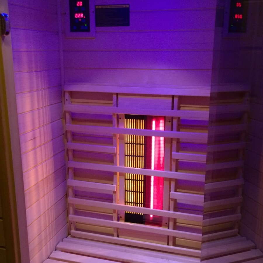 Infrarood sauna in huis mindjoy
