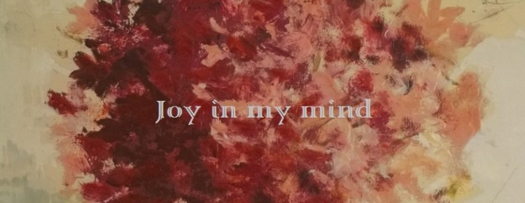 Joy in my mind header