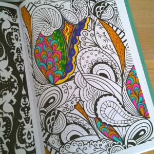 Joy in my mind kleuren