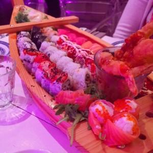 Joy in my mind sushi