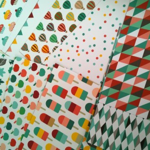 Kaartenset happy oktoberdots