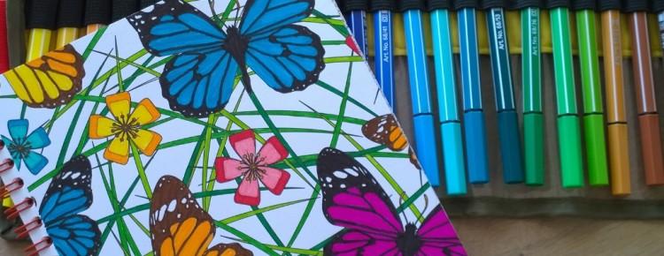 Kleurboek voor volwassenen offline mindjoy