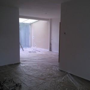 Klussen benedenverdieping