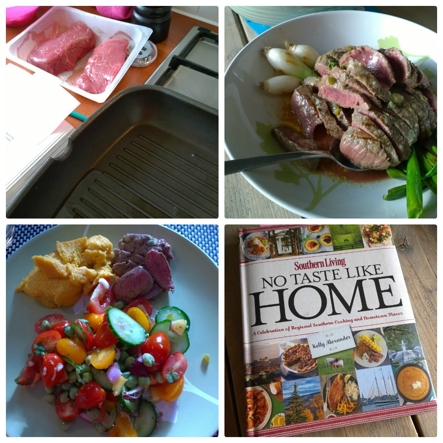 Kookclub biefstuk southern living kookboek mindjoy