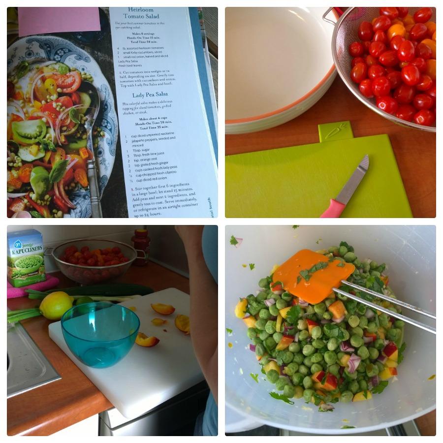 Kookclub mindjoy tomatensalade mei 2015