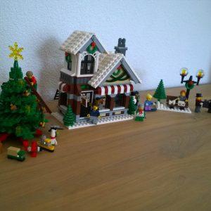 LEGO creator kerst 2016