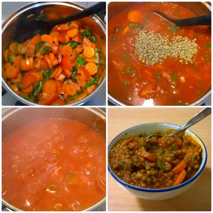 Linzensoep foodgloss home made challenge
