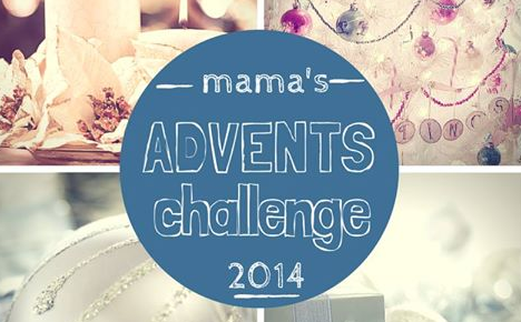 Mama's adventschallenge header