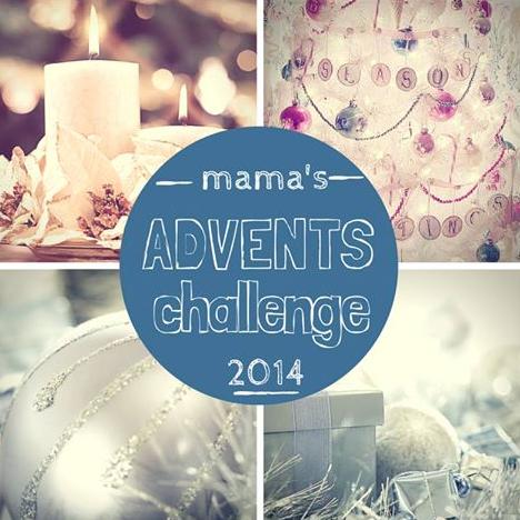 Mama's adventschallenge logo
